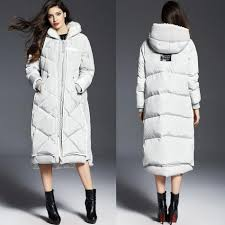 hot 2016 winter women s down coat hooded thick slim womens outerwear warm clothing womens long down parkas women outwear coat women winter coat long women