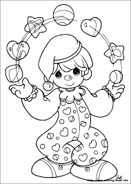 Small Picture Precious Moments coloring pages on Coloring Bookinfo