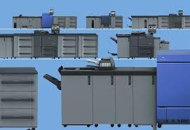 производительные системы печати линейка продукции