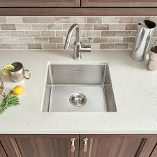 stainless steel kitchen sink pekoe single bowl with included drain and bottom grid blanco sinks undermount