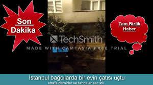 son dakika istanbul bağcılarda fırtına anı tam bizlik haber - YouTube