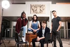 class cancelled series creator talks about the bbc show's future