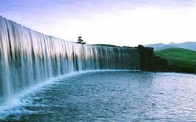 waterfall 1125x2436 wallpaper teahub io