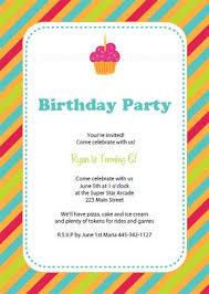 Invitation Templates Birthday Free Printable Birthday Party Invitation Templates Party Ideas