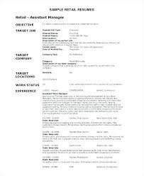 What Is The Objective On A Resume Mean A Objective For A Resume Sample Of An Objective In A Resume Examples