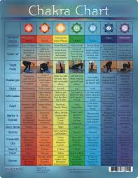 Animal Chakra Chart Chakras Laminated Chart What They Are And How To Balance