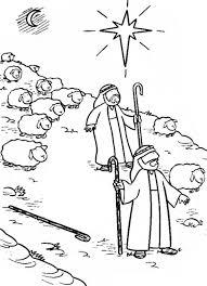 Jezus Goede Herder Kleuters Kleurplaat Kids N Fun De Malvorlage