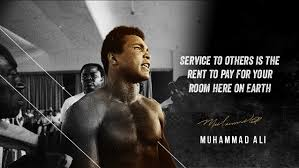 Greatest Quotes Of All Time Amazing The Greatest Of All Time 48 Quotes From Muhammad Ali