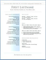 Free Resume Templates For Word 2007 Unique Download Free Resume Templates For Word 48 Template Letsdeliverco
