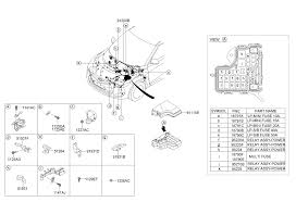 hyundai fuse box wiring diagrams