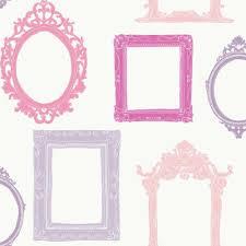 Fancy Frames Wallpaper-YS9340 ...