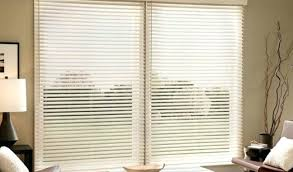 faux wood vertical blinds for sliding glass doors by patio wooden door interior design ideas intended f