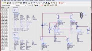 Lna Design Using Ads Tutorial The Design Of Cmos Differential Amplifier Part 3 Simulation In Ads