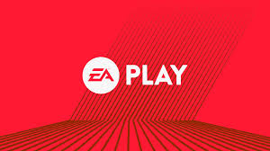 a brief look at ea play s most talked about highlights on electronic arts logo wallpaper with a brief look at ea play s most talked about highlights bleeding