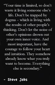 Steve Job Quotes On Dreams Best of Be Your Own Person Follow Your Dreams Beautflstranger 24
