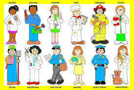Community Helpers Chart Pdf What Community Helper Do You Want To Be When You Grow Up