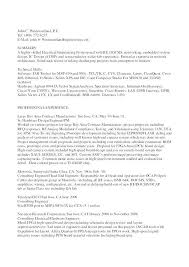 Consulting Engineer Sample Resume | Getcontagio.us