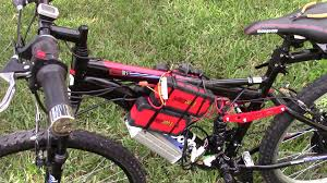 homemade electric bike 450 1000 watt 48 v electric bicycle using booster batteries
