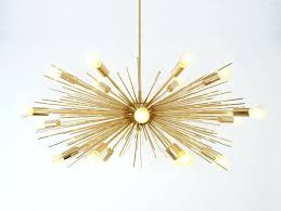 full size of brass sputnik chandelier for replacement bulbs with edison mid century modern gold