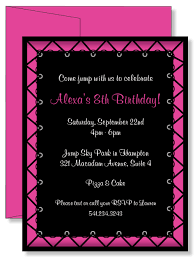 best images about birthday parties sky zone 17 best images about birthday parties sky zone sky parks and birthday party invitations