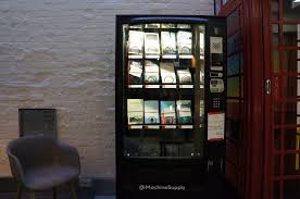 Vending Machine Books Enchanting Machine Supply Is A Vending Machine Which Sells Books The Digital
