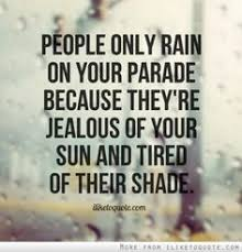 Jealous People Quotes on Pinterest | Jealous Friends Quotes, Back ... via Relatably.com