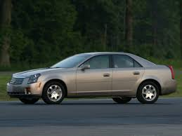 Pre-Owned 2004 Cadillac CTS Base 4D Sedan in Highland #40127603 ...