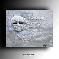 3d wall art 3d mask textured sculpture
