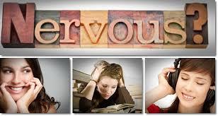 Image result for nervousness images