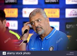 Italian former football player Alessandro Altobelli attends a press  conference for the match between Inter Forever and Chinese All Star Legends  Team b Stock Photo - Alamy