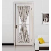 ELLA TAUPE -WHITE 2 Tone Color 1pc French Door 55