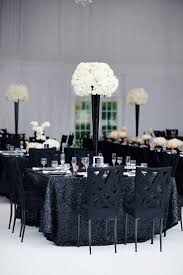 Best 25+ Black centerpieces ideas on Pinterest | Black wedding decor,  Halloween wedding centerpieces and DIY Halloween wedding ideas