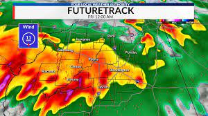 Flash Flood Watch: Heavy Rain Likely ...