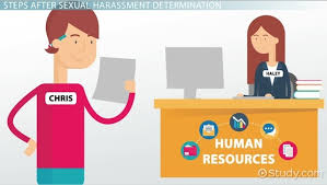 Sexual harrassment by supervisors