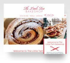 Best Bakery Websites Bentobox