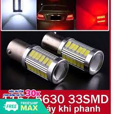 Đèn led xe máy với chớp đuôi xe máy 2 chế độ stop demi có thể lắp dễ dàng  thay cho đèn hậu đèn phanh đèn lùi ô tô