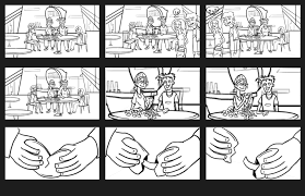 Shira Haberman - 6Teen Storyboard - Sample