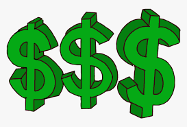 Dollar Clipart Tumblr Money - Dollar Sign Green Transparent, HD Png  Download , Transparent Png Image - PNGitem