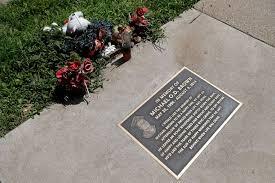 Image result for michael brown jr funeral