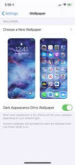 How can I automatically dim my iPhone ...