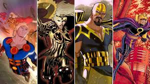 Endgame, an unexpected tragedy forces them out of the shadows to reunite against mankind's most ancient enemy, the deviants. Marvel S Eternals Release Date Delayed Den Of Geek
