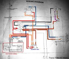 dual cap 35 25mdf 440vac hvac diy chatroom home improvement forum wiring diagram for mobile home furnace at Trane Xe 1200 Wiring Diagram