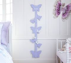 Butterfly Shaped Growth Chart