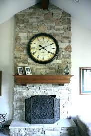 fireplace mantel clocks fireplace mantel clocks terrific slate for hearth with handmade wooden clock ideas miller fireplace mantel clocks