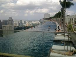 infinity pool singapore edge. File:Infinity Edge Pool At Sands Sky Park, Marina Bay Hotel, Singapore Infinity H