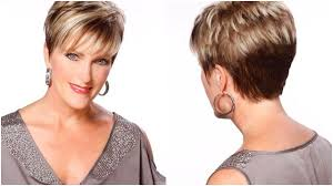 Collection Of Short Curly Hairstyles For Round Faces Over 50 38