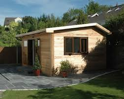 home office in the garden. Coombe 20150713 153001 Inside Garden Office Attached To House Buildings (1) Home In The