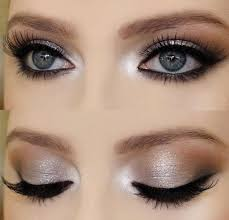 makeup ideas for beautiful grey eyes i love the colors eyemakeup