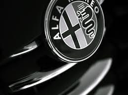 alfa romeo logo black and white. alfa romeo logo wallpaper black and white