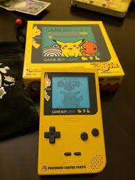 Pikachu Gameboy Light Found This Little Rarity In A Recycle Shop In Japan Gaming